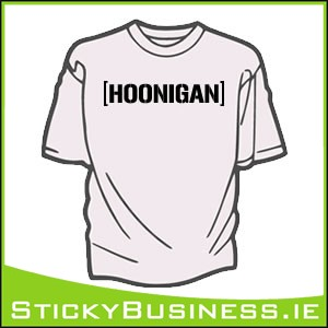 Hoonigan T-Shirt