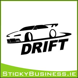 s15 Drift Sticker