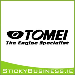 Tomei Sticker